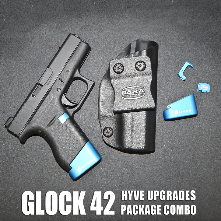 Glock 42 IWB Holster and HYVE Upgrades